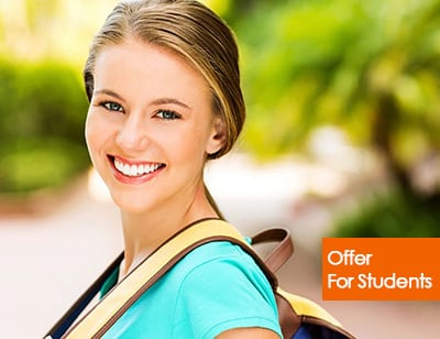 dental offers for students